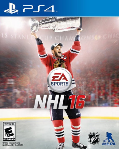 NHL 16 - PlayStation 4