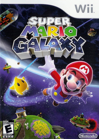 Super Mario Galaxy - Nintendo Wii [USED]