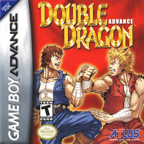 Double Dragon Advance - Game Boy Advance [NEW]