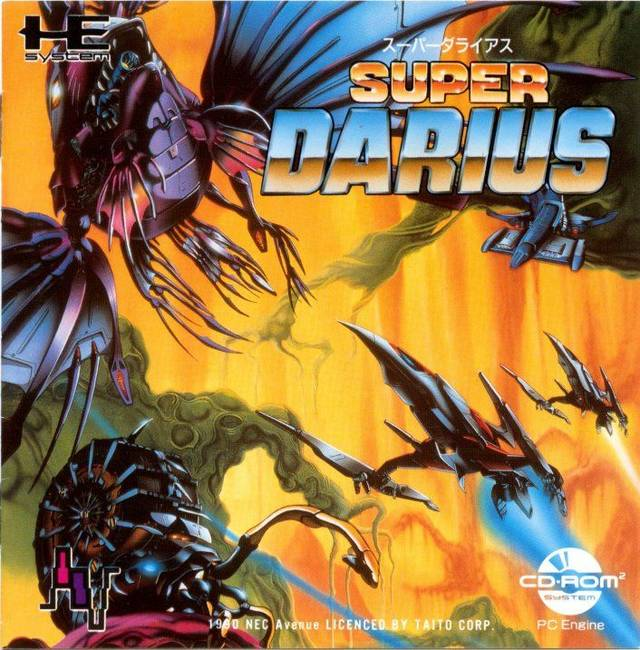Super Darius - Turbo CD (Japan)