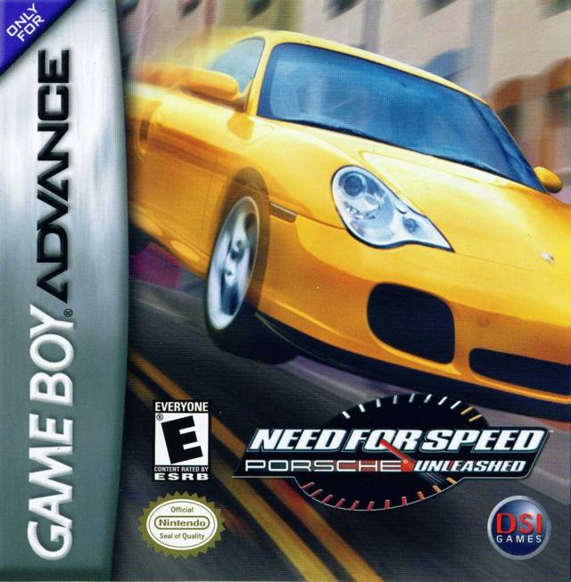 Need for Speed: Porsche Unleashed - Game Boy Advance (Racing, 2004, US )