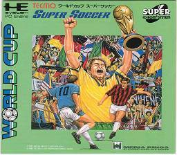 Tecmo World Cup Super Soccer - Turbo CD (Japan)