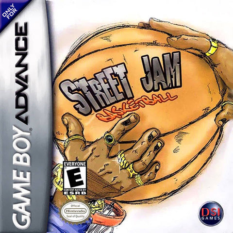 Street Jam Basketball - Game Boy Advance [USED]