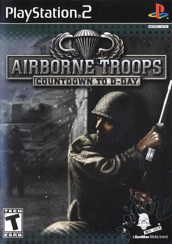Airborne Troops: Countdown to D-Day - PlayStation 2