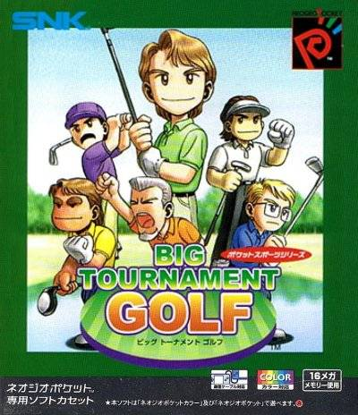 Big Tournament Golf - NeoGeo Pocket Color (Japan)