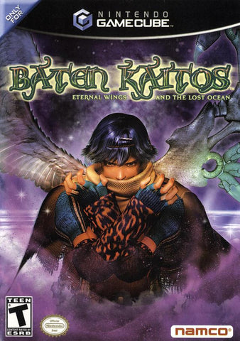 Baten Kaitos: Eternal Wings and the Lost Ocean - GameCube [USED]