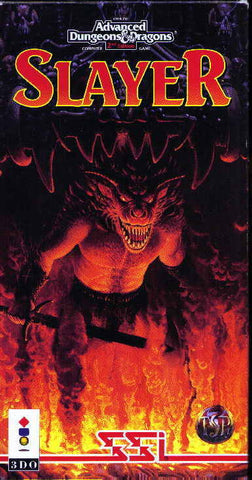 Advanced Dungeons & Dragons: Slayer - 3DO