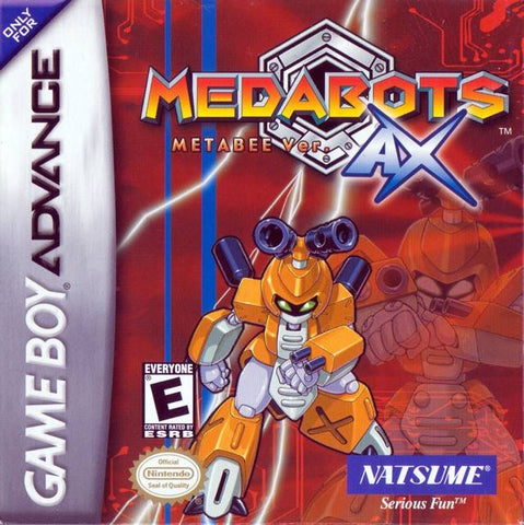 Medabots AX: Metabee Ver. - Game Boy Advance [USED]