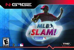 MLB Slam! - N-Gage