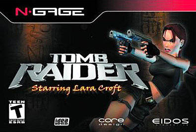 Tomb Raider - N-Gage