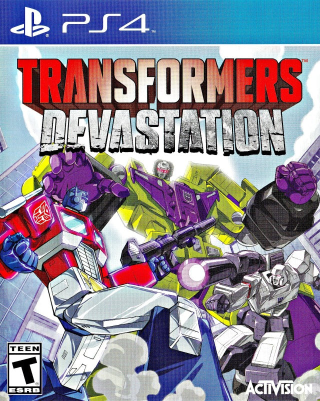Transformers: Devastation - PlayStation 4