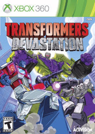 Transformers: Devastation - Xbox 360