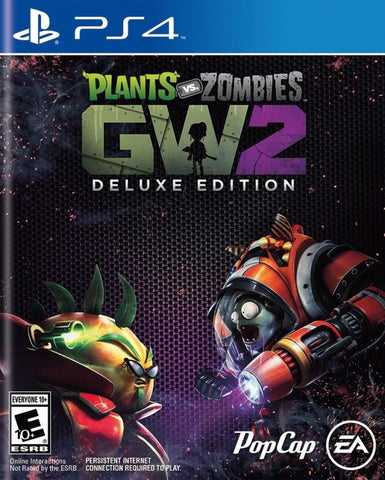 Plants vs Zombies: Garden Warfare 2 (Deluxe Edition) - PlayStation 4