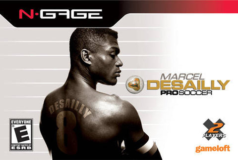 Marcel Desailly Pro Soccer - N-Gage