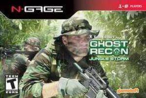 Tom Clancy's Ghost Recon: Jungle Storm - N-Gage