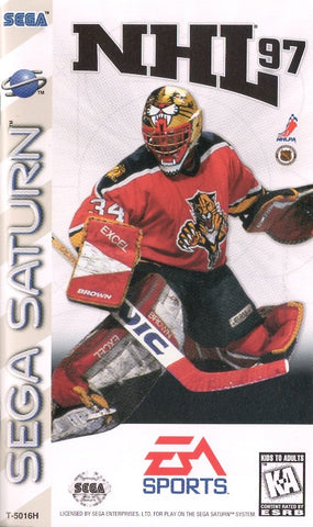 NHL 97 - SEGA Saturn [NEW]