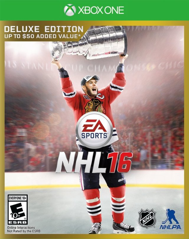 NHL 16 (Deluxe Edition) - Xbox One