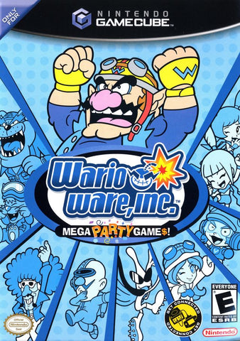 WarioWare, Inc.: Mega Party Game$! - GameCube [USED]