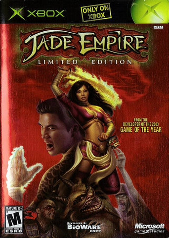 Jade Empire (Limited Edition) - Xbox