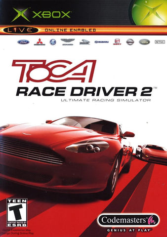 TOCA Race Driver 2: The Ultimate Racing Simulator - Xbox