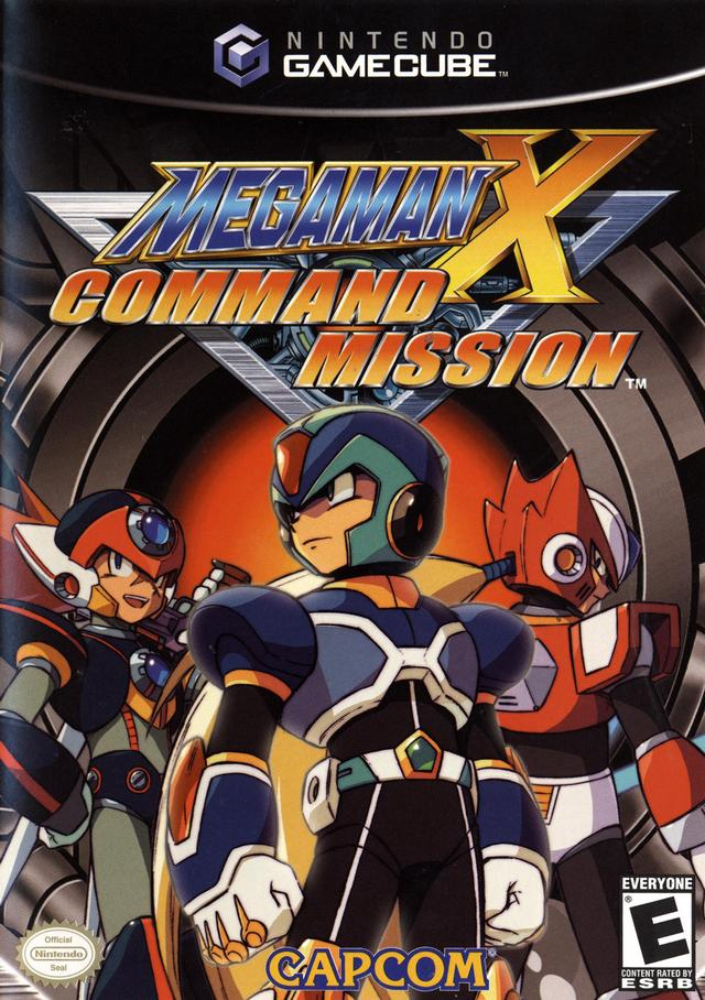Mega Man X: Command Mission - GameCube [USED]
