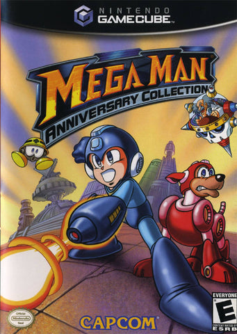 Mega Man Anniversary Collection - GameCube [USED]