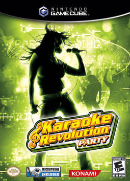 Karaoke Revolution Party - GameCube [USED]