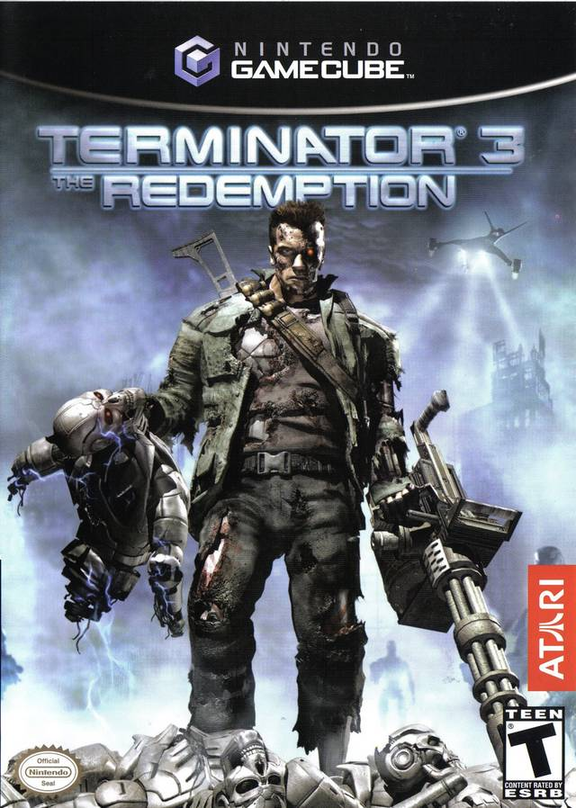 Terminator 3: The Redemption - GameCube [USED]