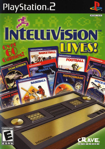 Intellivision Lives! - PlayStation 2