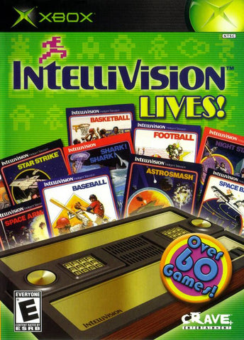 Intellivision Lives! - Xbox
