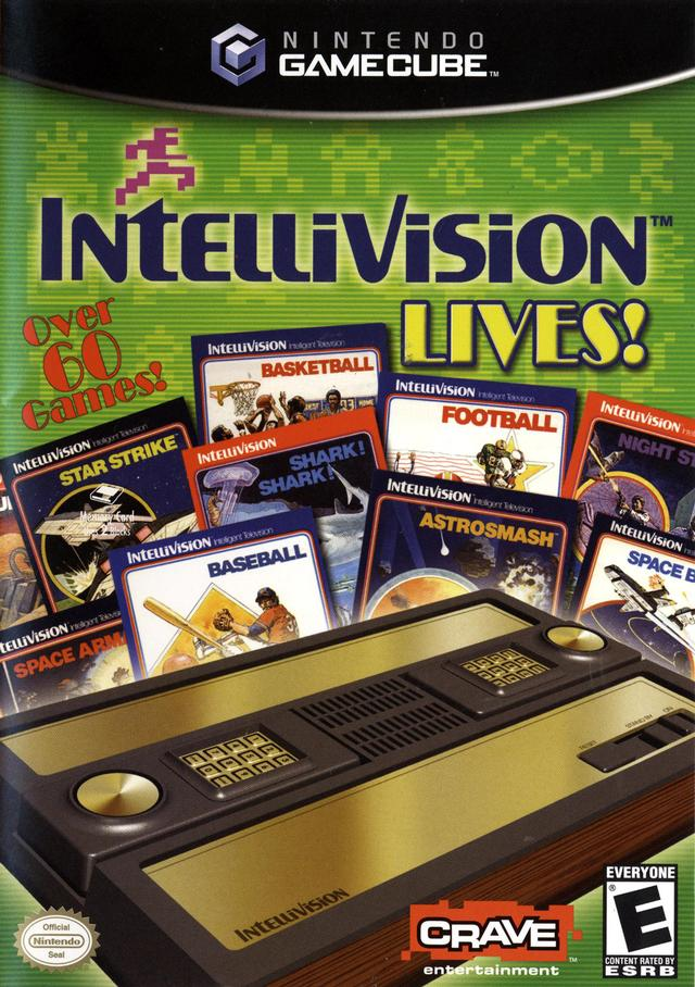 Intellivision Lives! - GameCube [USED]