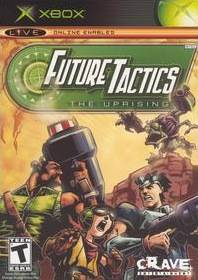 Future Tactics: The Uprising - Xbox
