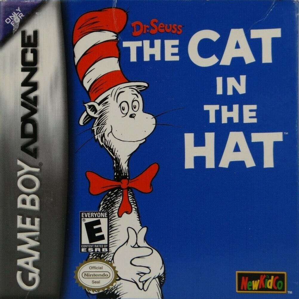 The Cat in the Hat - Game Boy Advance