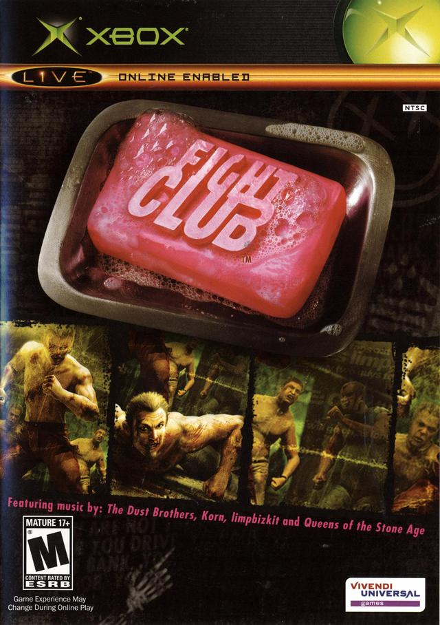 Fight Club - Xbox