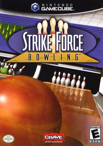 Strike Force Bowling - GameCube [USED]