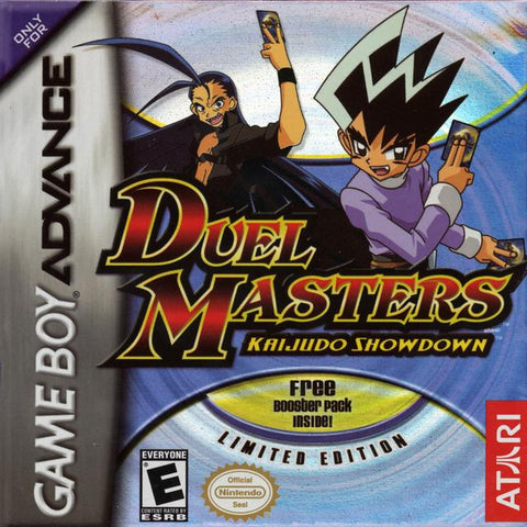 Duel Masters: Kaijudo Showdown - Game Boy Advance (Board Game, 2004, US )