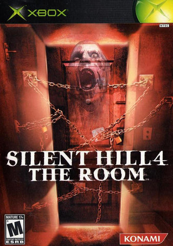 Silent Hill 4: The Room - Xbox