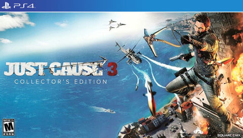 Just Cause 3 (Collector's Edition) - PlayStation 4