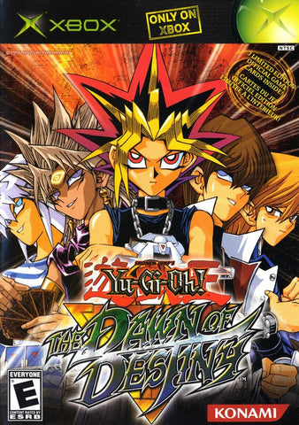 Yu-Gi-Oh! The Dawn of Destiny - Xbox