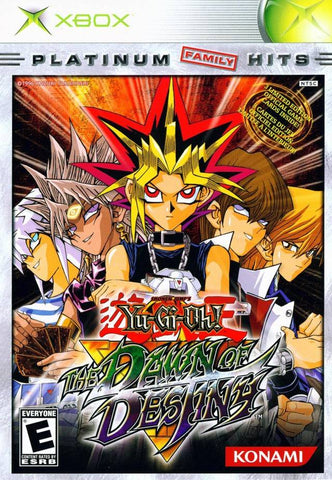 Yu-Gi-Oh! The Dawn of Destiny (Platinum Family Hits) - Xbox