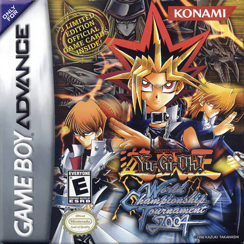 Yu-Gi-Oh! World Championship Tournament 2004 - Game Boy Advance [NEW]