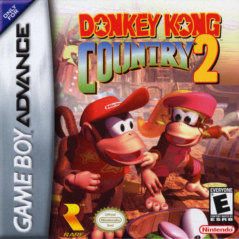 Donkey Kong Country 2 - Game Boy Advance [USED]