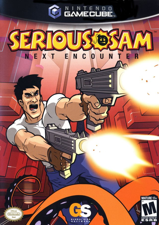 Serious Sam: Next Encounter - GameCube [USED]