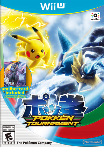 Pokken Tournament - Nintendo Wii U [NEW]