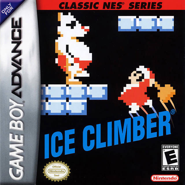 Classic NES Series: Ice Climber - Game Boy Advance [NEW]