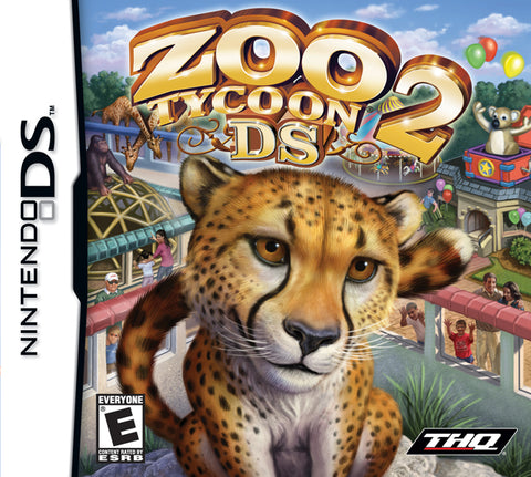 Zoo Tycoon 2 DS - Nintendo DS