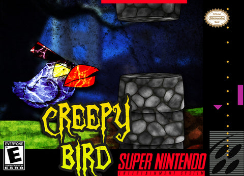 Creepy Bird - Super Nintendo