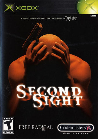 Second Sight - Xbox