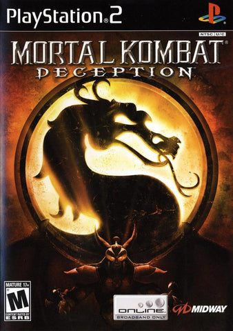 Mortal Kombat: Deception - PlayStation 2