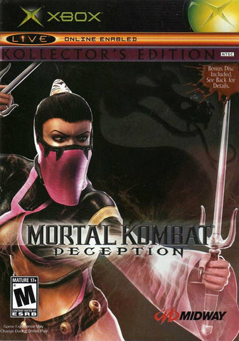Mortal Kombat: Deception (Kollector's Edition) - Xbox